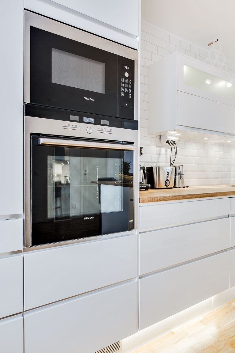 vitvaror fr n siemens ballingsl v k chen ikea k che k che und offene k che. Black Bedroom Furniture Sets. Home Design Ideas