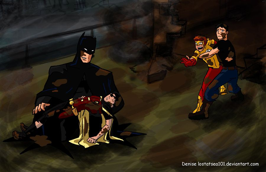 Turning Point By Lostatsea101 So With Season 2 Of Young Justice On And Some Changes In Whose Involved Young Justice Robin Young Justice Young Justice League