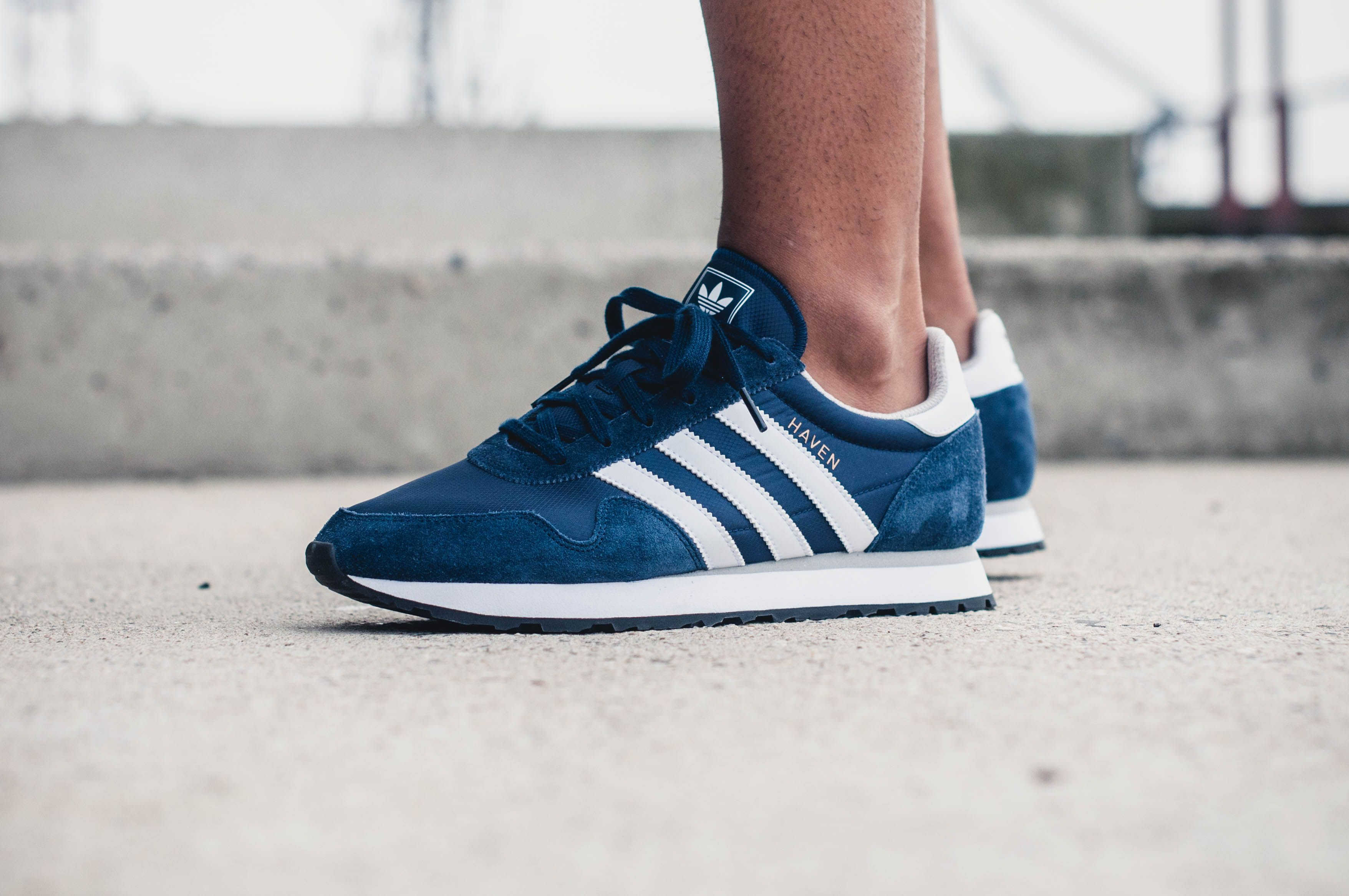 Adidas Haven in Collegiate Navy   Street Sneakers   Pinterest ... b9182270d7