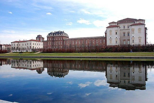 La Reggia di Venaria Reale The palace of Venaria Reale