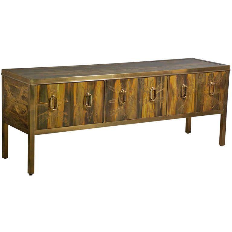 Mastercraft Cabinetsideboard By Bernhard Rohne Furniture Storage