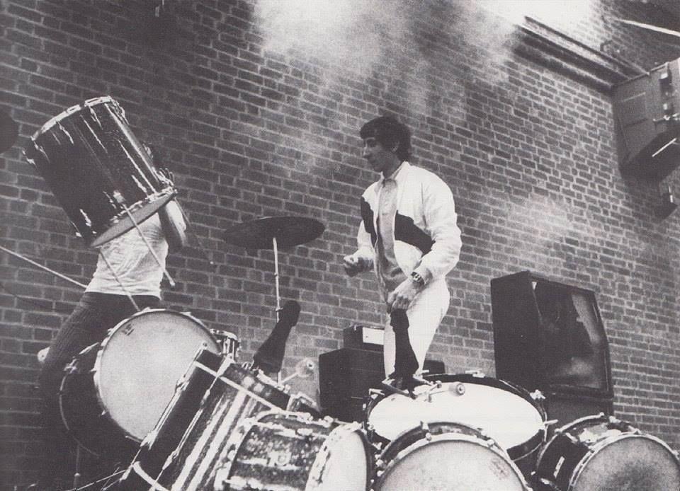 RIP drums