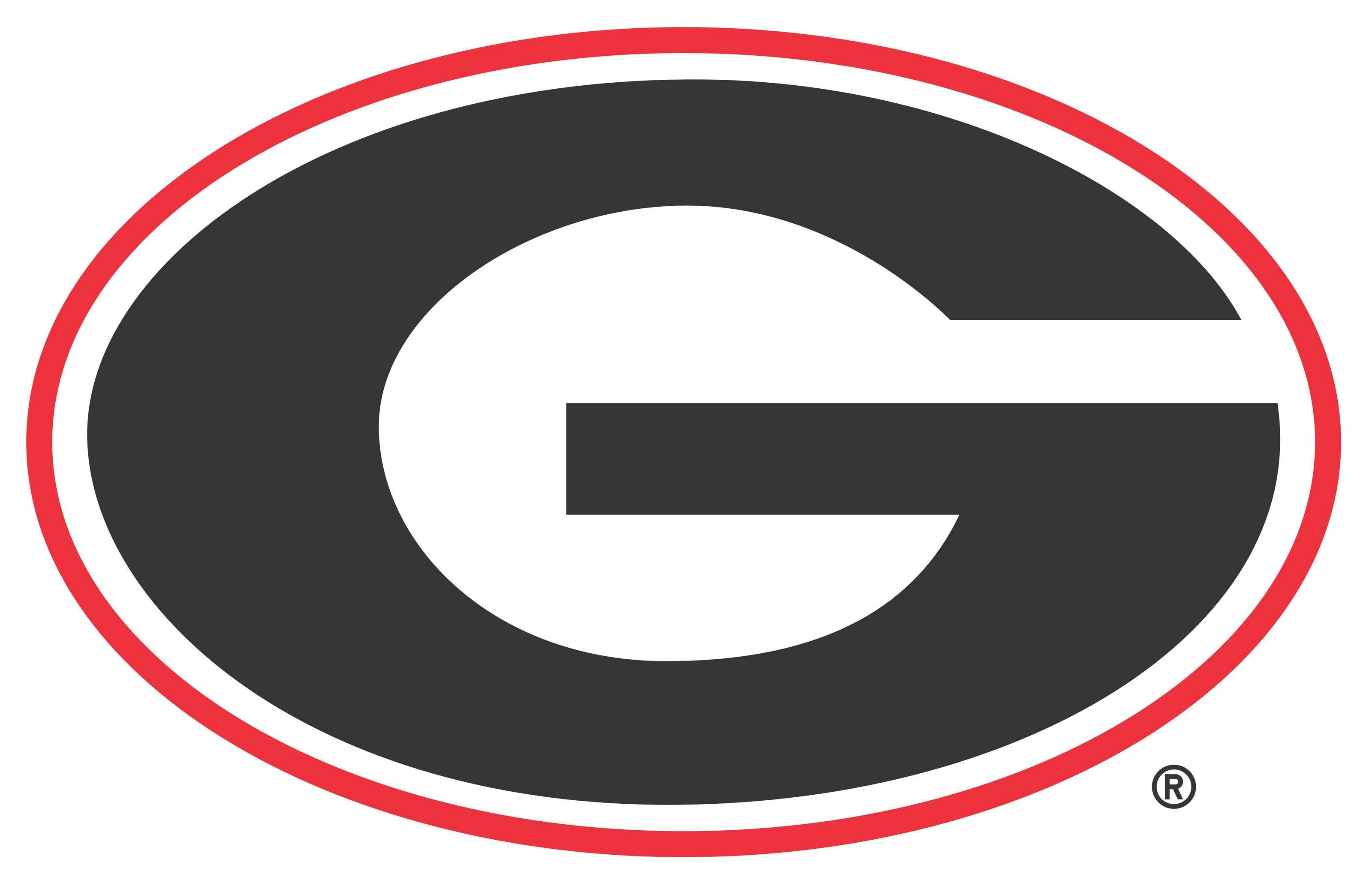 Ugs University Of Georgia Bulldogs Logos American American Universities Amerikadaki Universiteler Ame Georgia College University Of Georgia College Logo