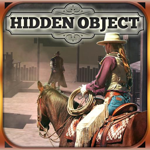 nice Hidden Object - Outlaw Hunt