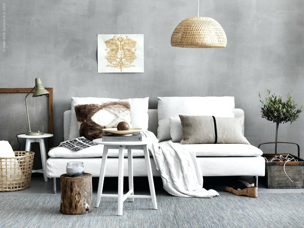 ikea soderhamn sofa bed couch review hack Ikea living