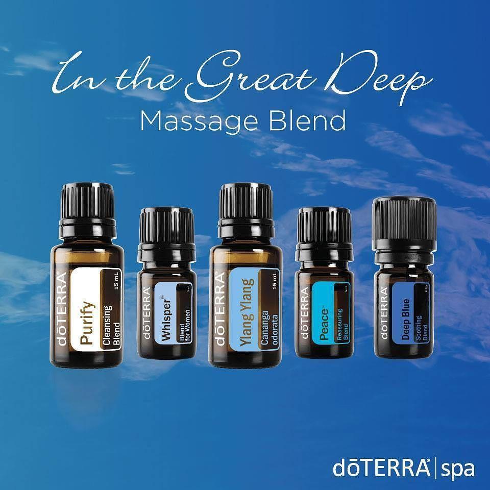 doterra ice blue oil pdf