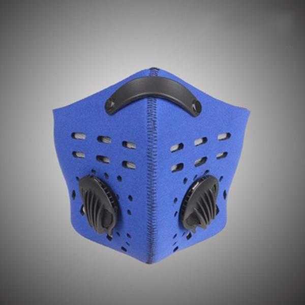 Us 9 98 Men Women Activated Carbon Air Filter Dustproof Mask