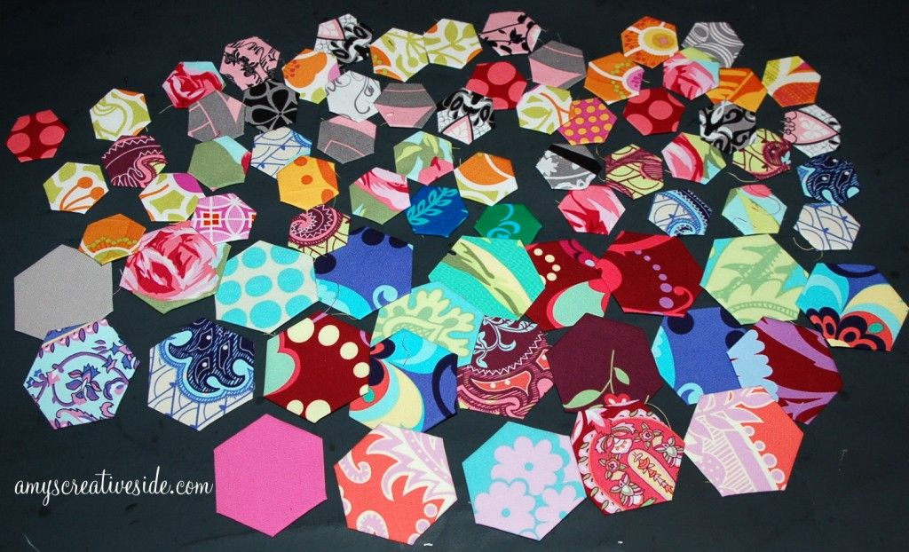 Hexagons - Amy's Creative Side
