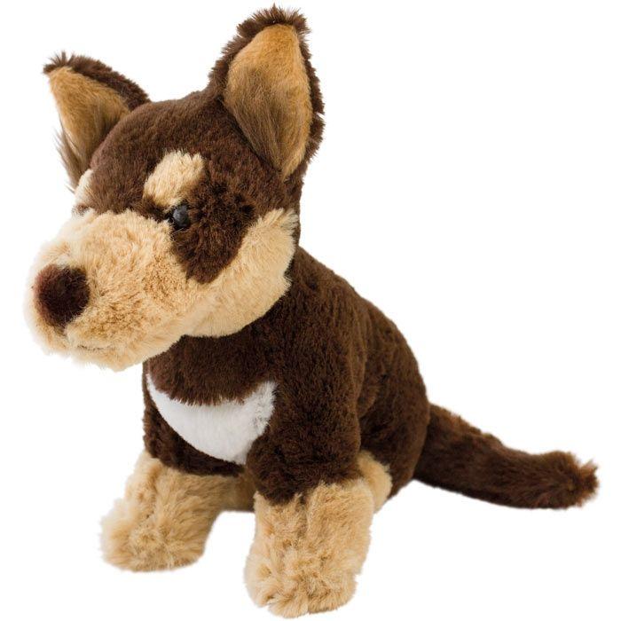 The Australian Kelpie Is A Loyal Best Friend A Soft Dog Toy For