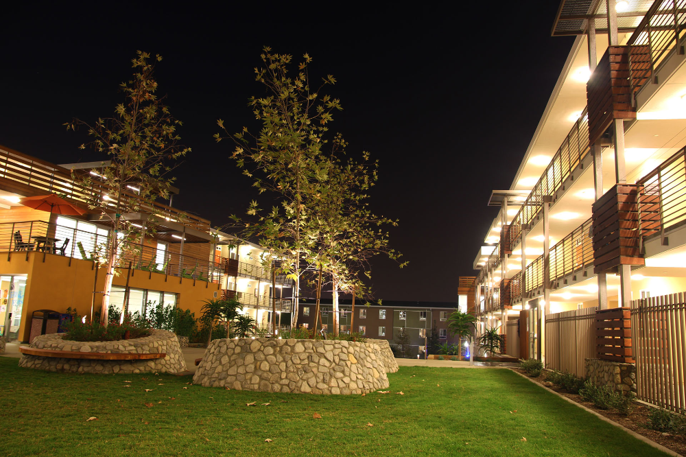 Pitzer College Student Housing Phase II - Landscape Design ...