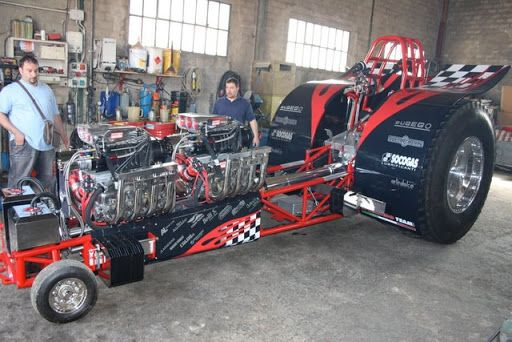 Modified Pulling Tractor For Sale | Tractor Pulling Online