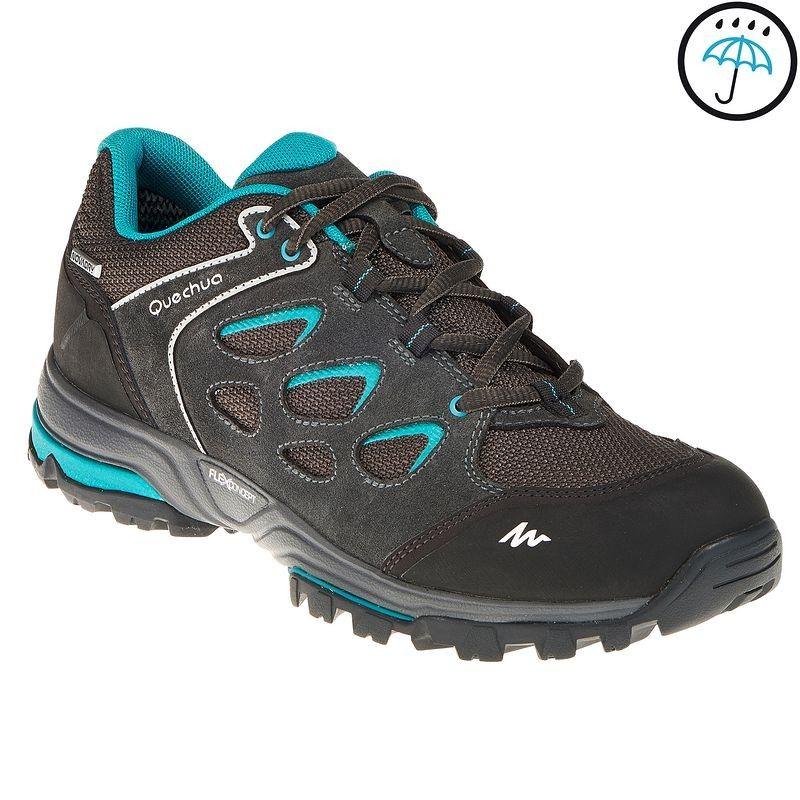 4cea24abab Női túrázás Lábbeli - Forclaz Flex 3 vízhatlan cipő QUECHUA - Lábbeli