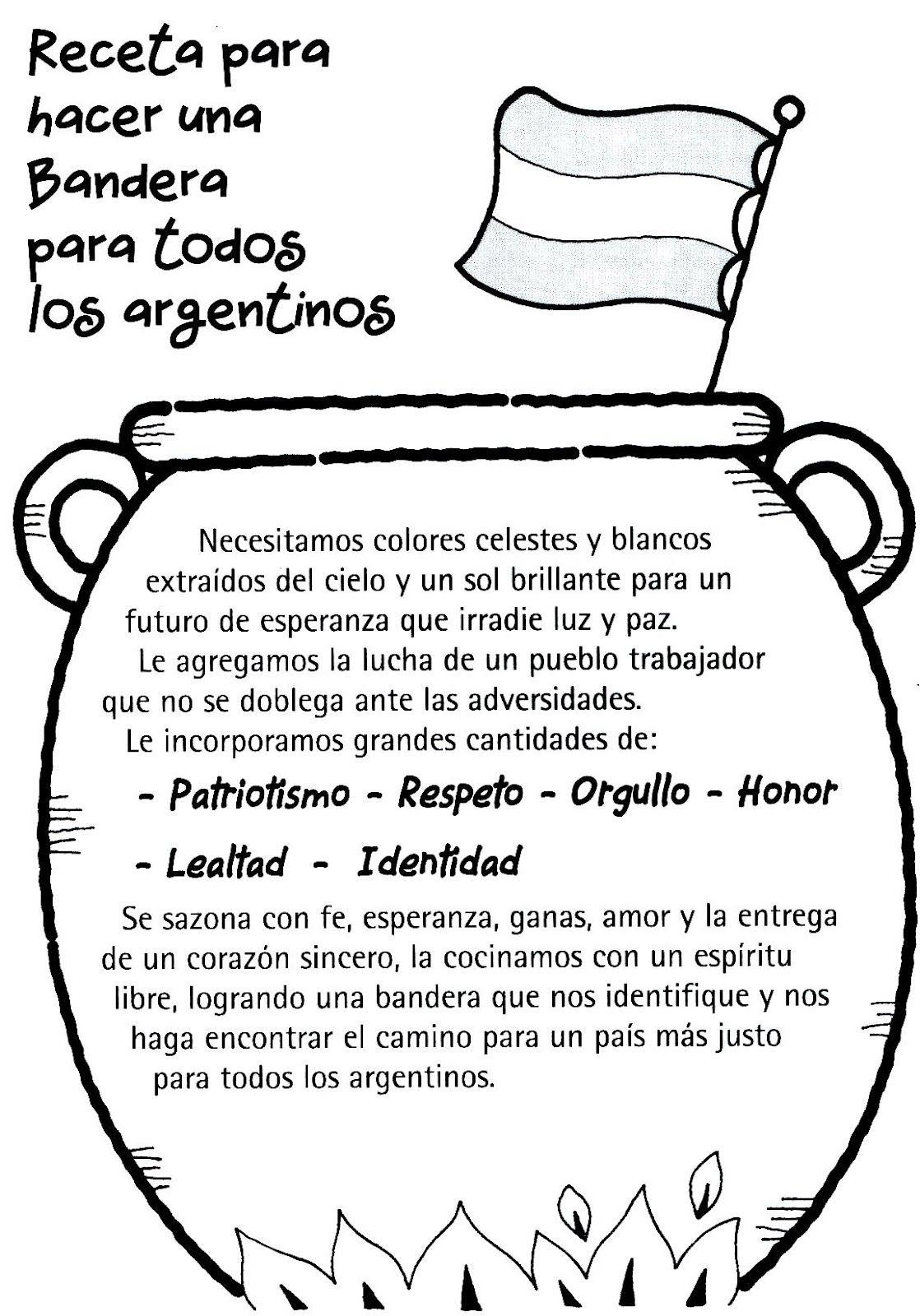 El 27 de febrero de 1812, Manuel Belgrano enarboló por primera vez ...