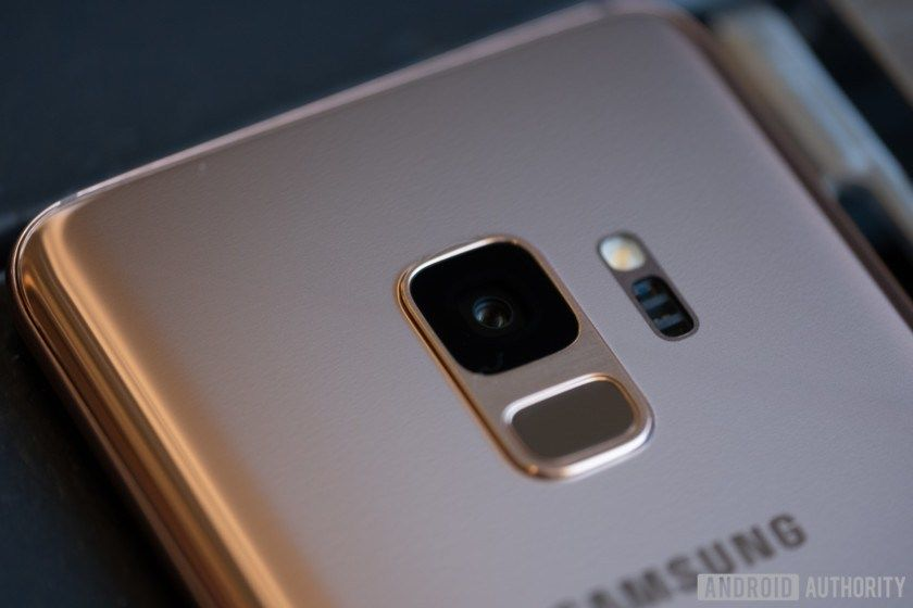 Samsung's Galaxy S9 dualaperture camera feature is coming