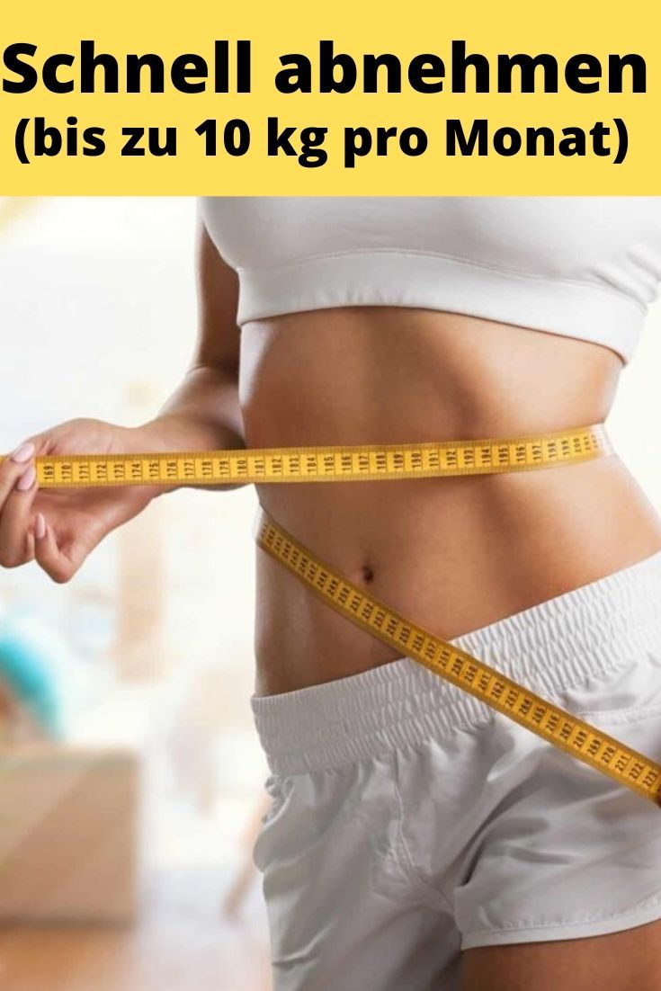 Photo of Lose weight quickly (up to 10 kg per month)