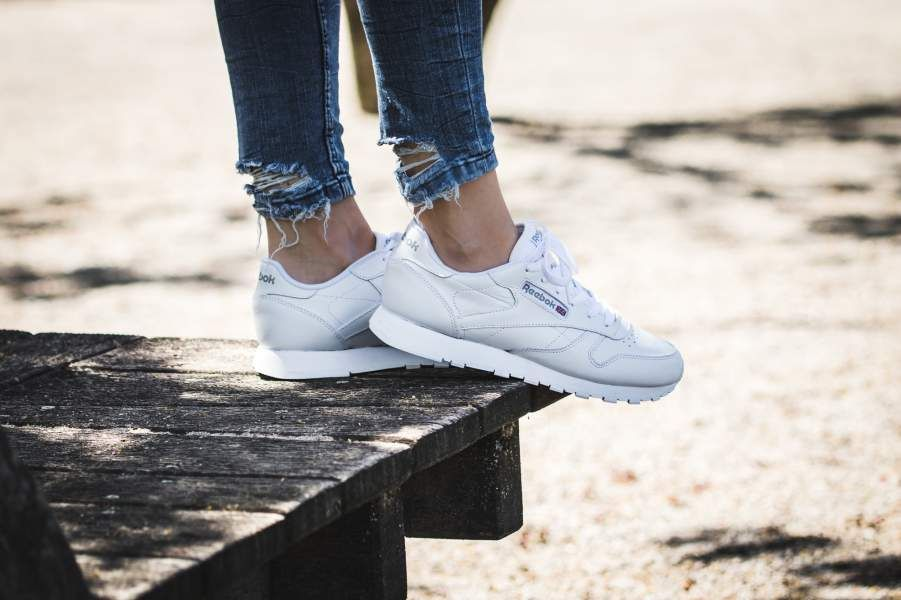 f1bb63176a05 Reebok - Classic Leather All White - 2232