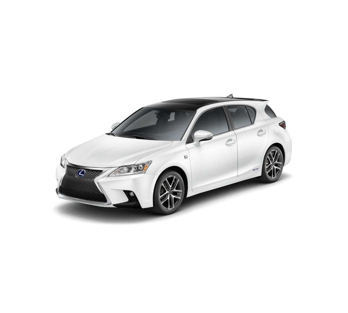 2017 Lexus CT 200h for sale in Roseville