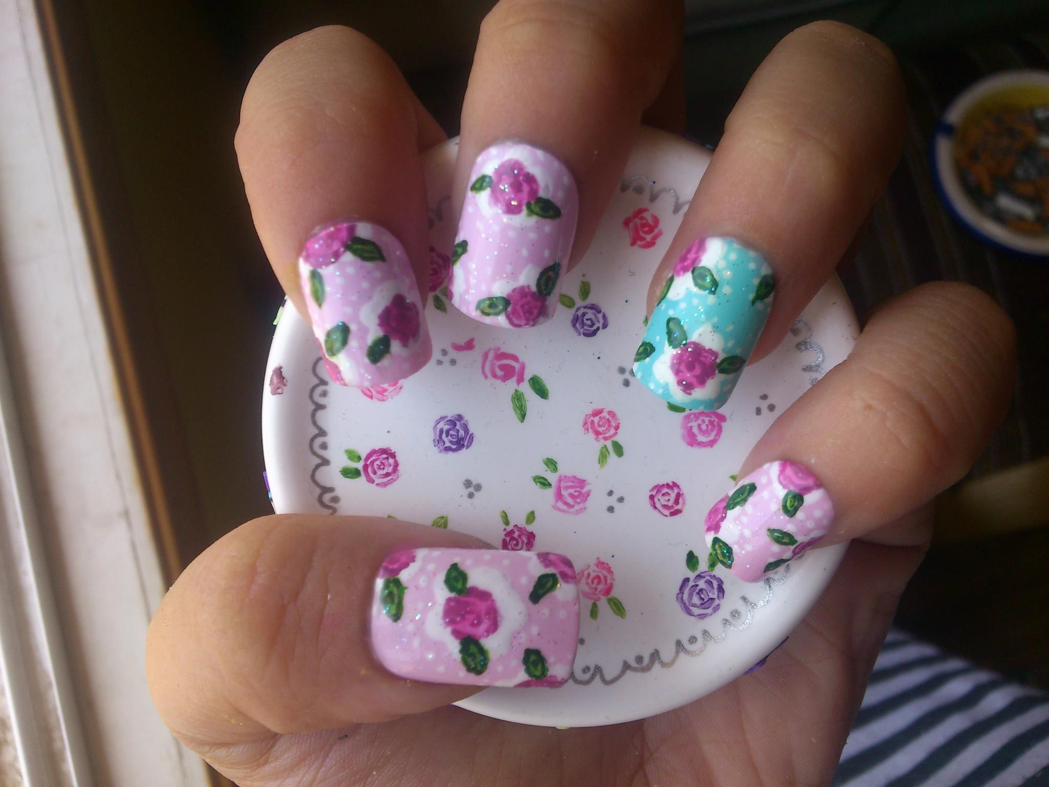 Buy Kitsch art nail or cute picture trends