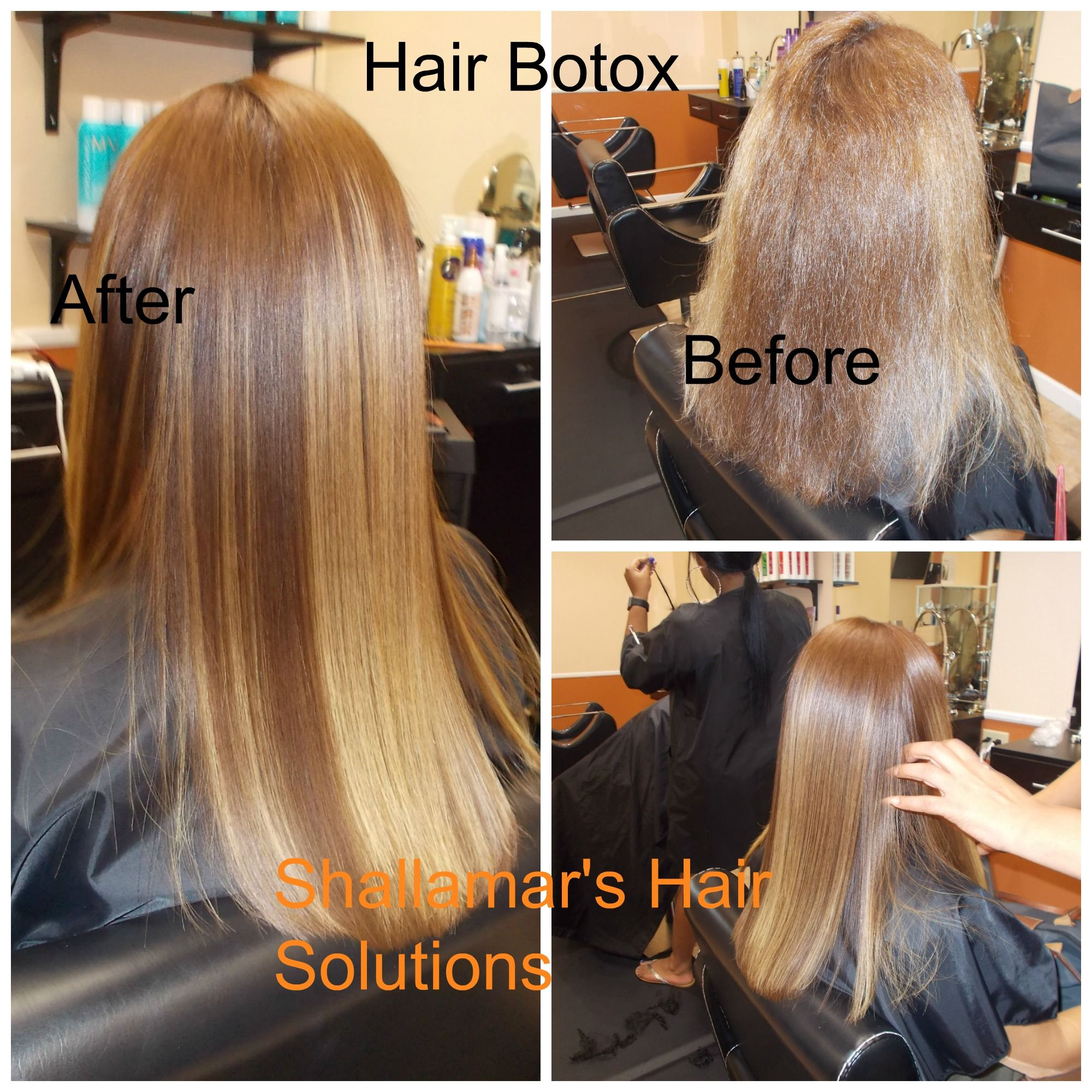 Hair Botox Orlando Great Way To Control Frizz And Impart Vitamins Body And Vitality Back To The Hair Great O Hair Solutions Damaged Hair Long Hair Styles