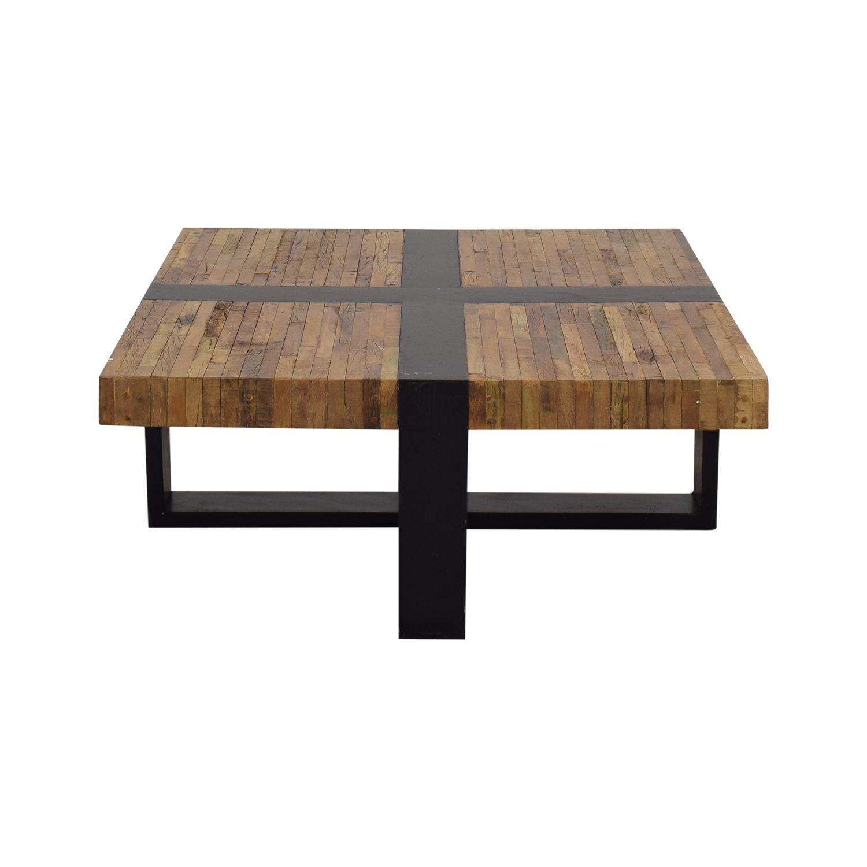 53 Off Crate Barrel Crate Barrel Seguro Square Coffee Table Tables Coffee Table Coffee Table Square Coffee Table Crate And Barrel [ 1500 x 1500 Pixel ]