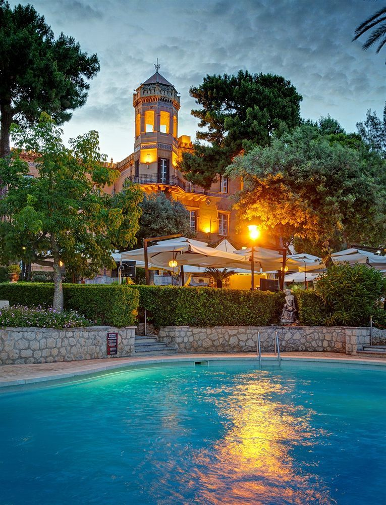 Palermo Hotel Hotels Pinterest Grand And Close Beach