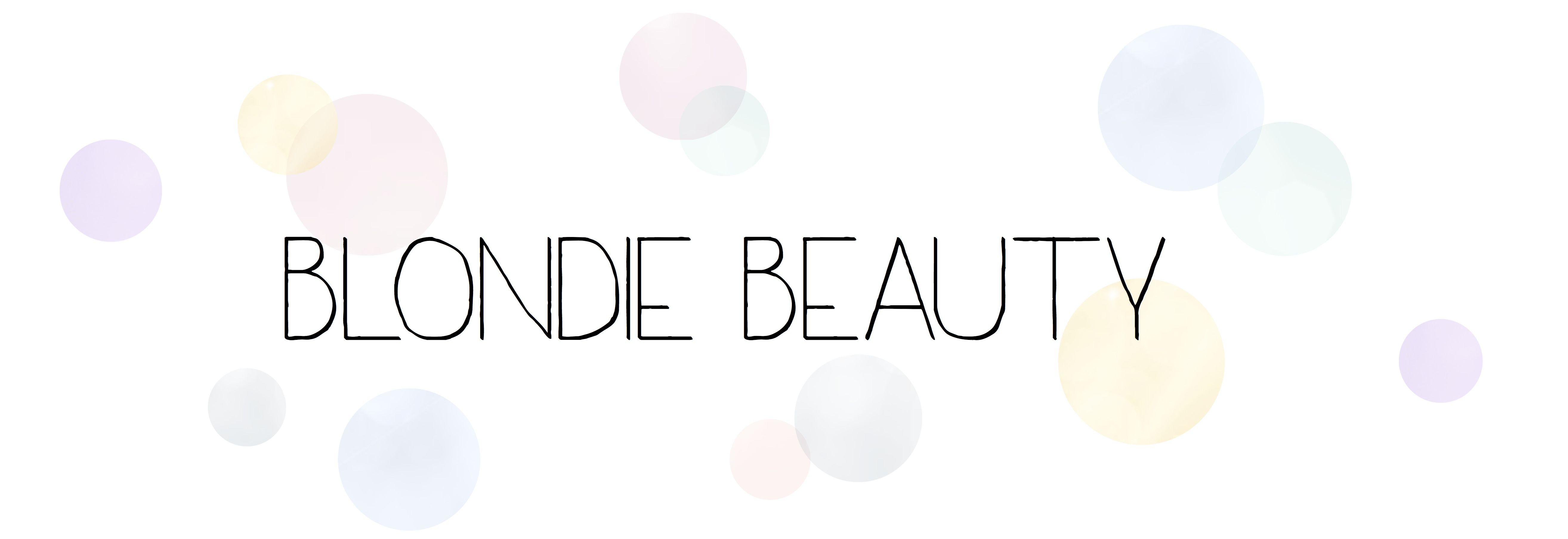 Le blog de Blondie Beauty: un blog beauté, lifestyle TOULOUSE/PARIS ...