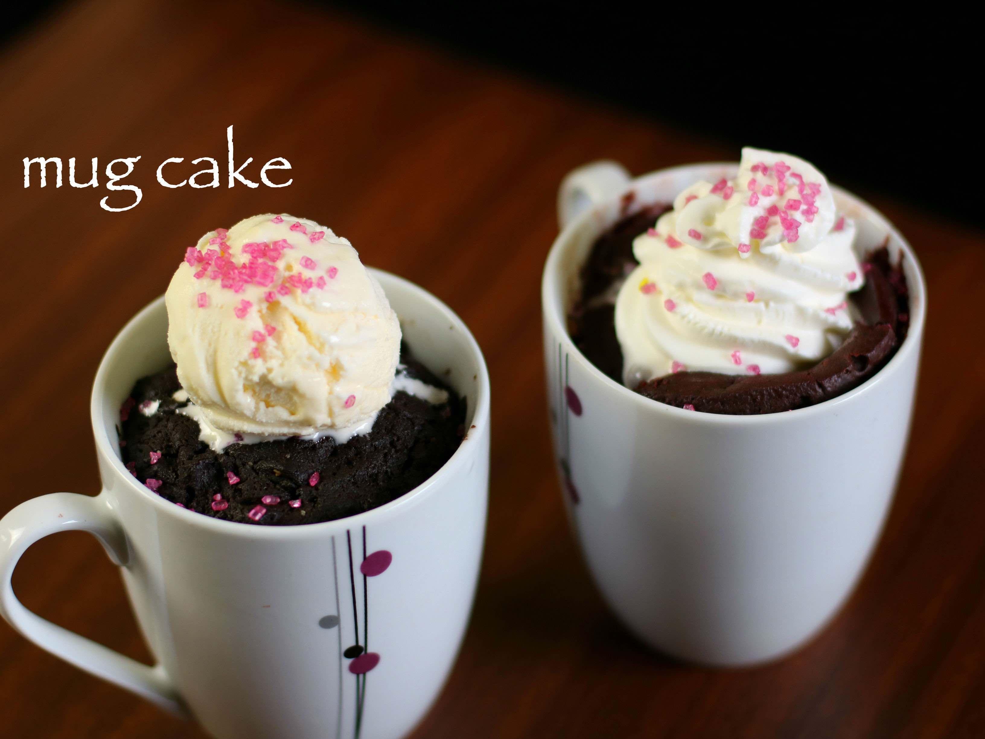Mug Cake Microwave Cake Recipe Eggless Brownie Red Velvet Cake Recipe Mug Cake Microwave Microwave Cake Pear And Almond Cake