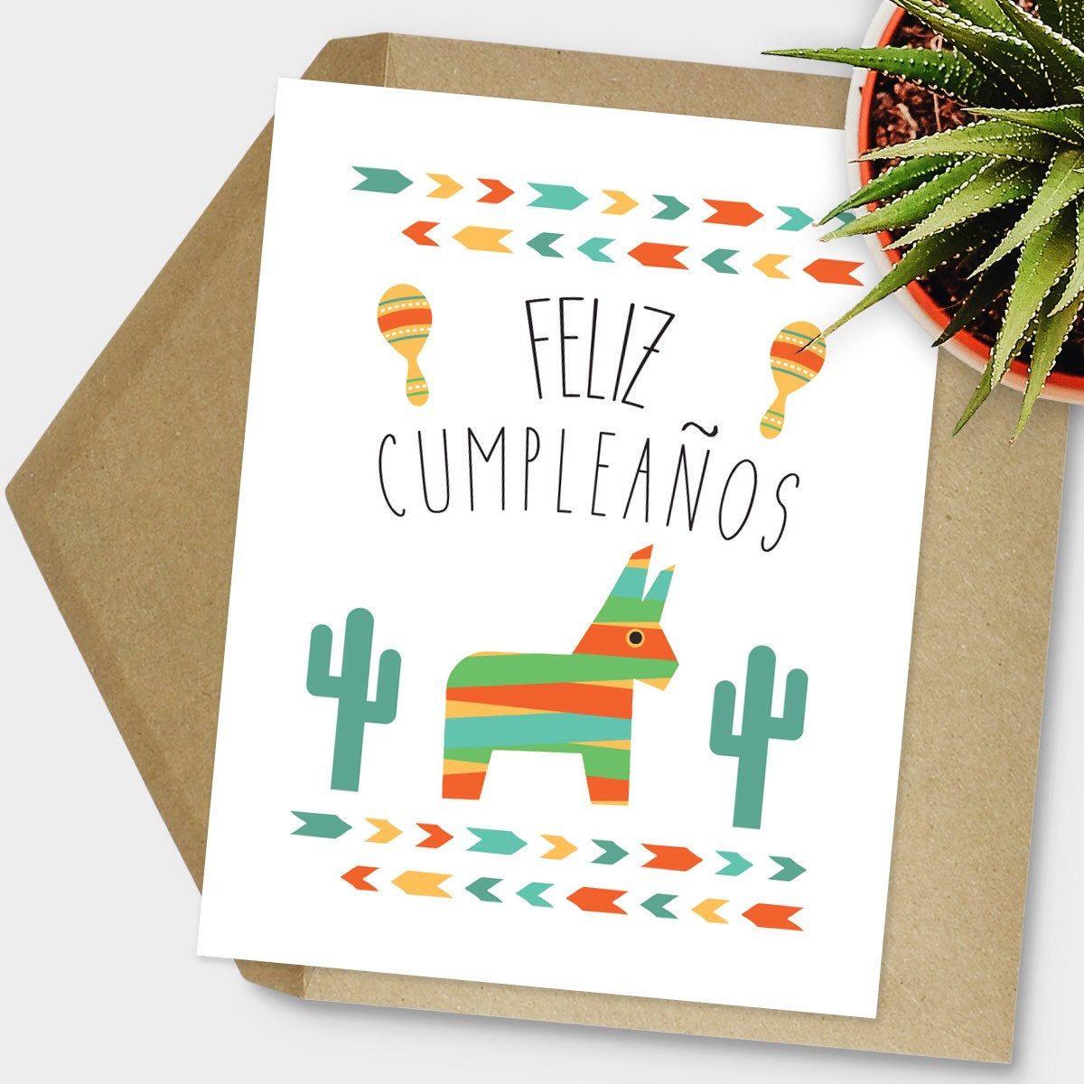 "Saying, ""Feliz Cumpleaños"" is easy with this fiesta"