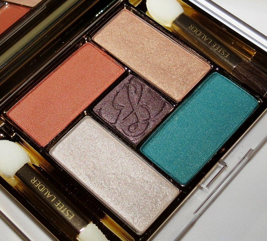 Estée Lauder BATIK SUN Pure Color Eyeshadow Palette