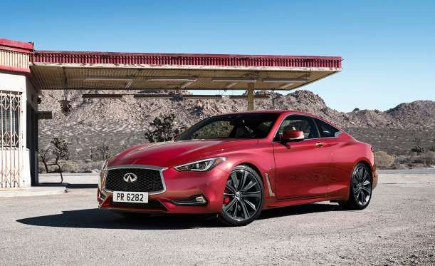 2017 Infiniti Q60 The Gorgeous Replacement For The G37 Coupe Car And Driver Sports Coupe Coupe Infiniti