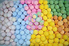 how to make natural bath bombs without citric acid