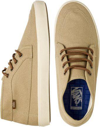 New Vans Fairhaven Shoes