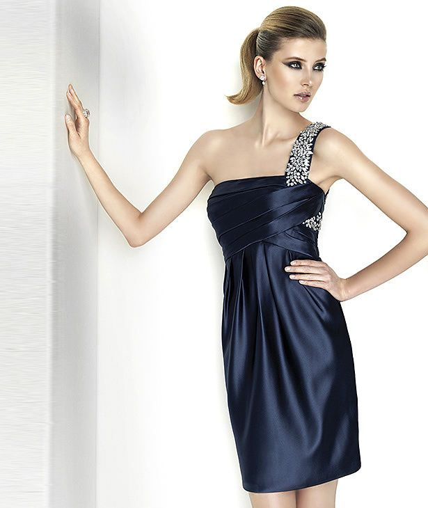 cutenfanci.com navy blue cocktail dresses (02) #cocktaildresses ...