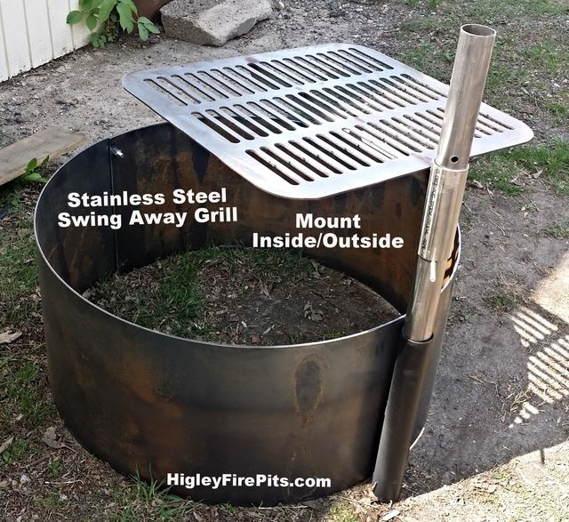 Discover ideas about Steel Fire Pit Ring - Pin By Higley Metals On Higley Firepits Pinterest Stainless