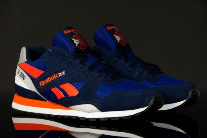 Buty Reebok Gl 3000 V67653 Classic Lato R41 46 24h 6361483246 Oficjalne Archiwum Allegro Reebok Sneakers Nike Air Jordan Sneaker