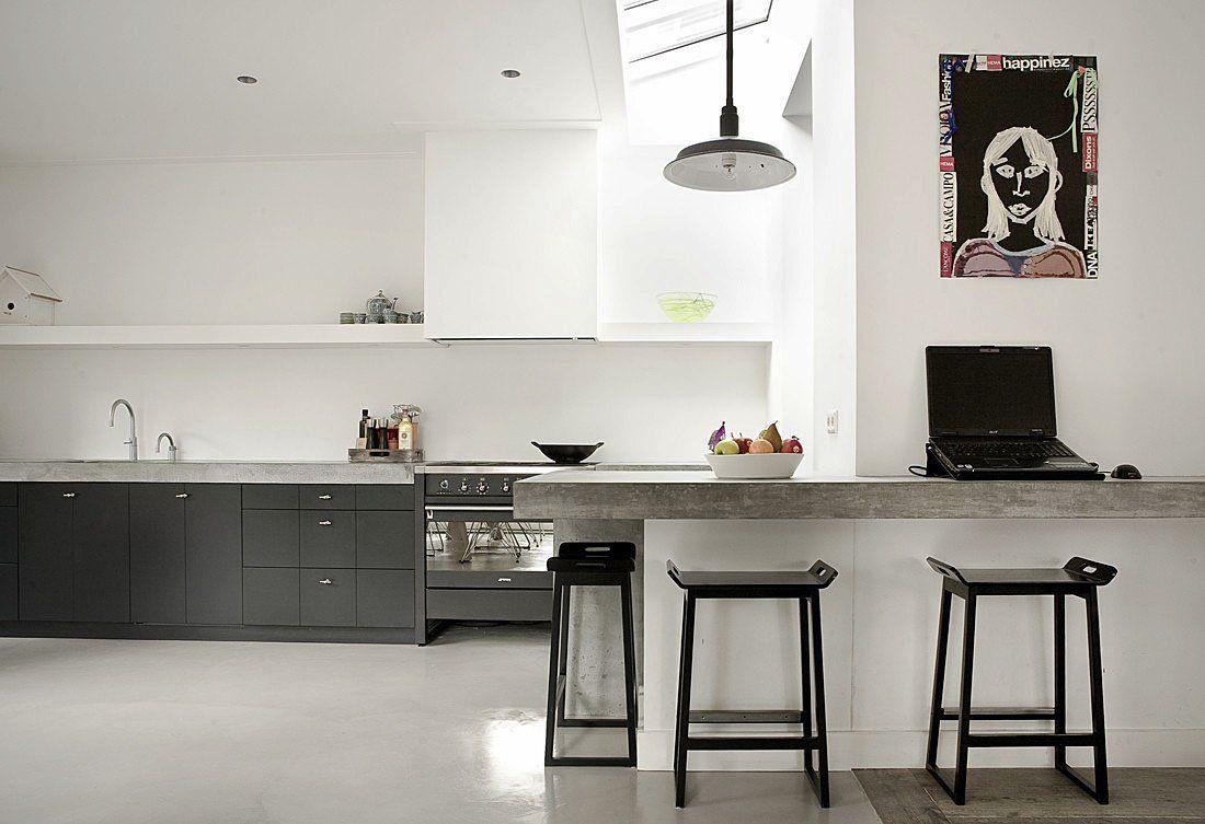 Moderne kamer en suite by conny deerenberg dutch architect from amsterdam smart design - Moderne design kamer ...