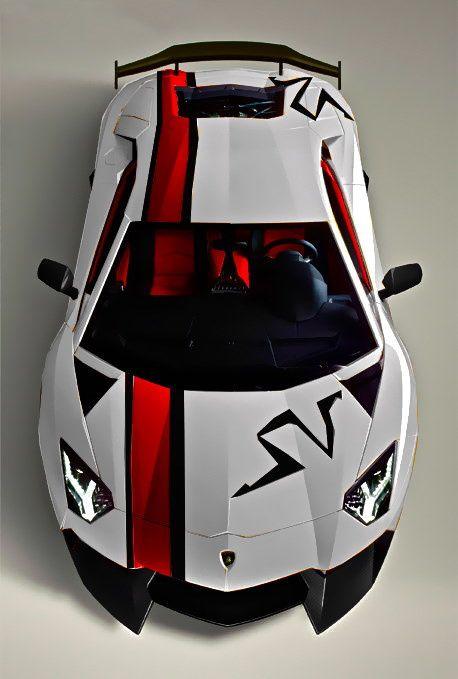 Lamborghini Aventador SV Ein zukünftiger Klassiker und ein lohnendes Sammlerobjekt. HTTP://HartWieGranit.com