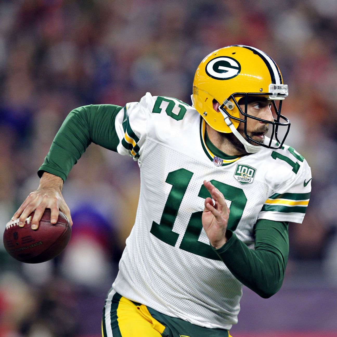 Aaron Rodgers Has Finger On Way Into Playoffs Win And Get A Little Help Green Bay Packers Aaron Rodgers Victims California Wildfires