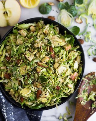 Brussel Sprout Recipes Balsamic Skillet
