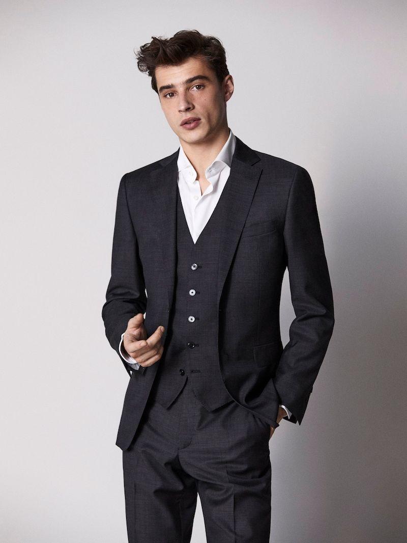 Trajes De Hombre Massimo Dutti Rebajas Invierno Mens Outfits Blazers For Men Mens Luxury Fashion