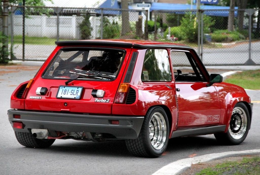 renault 5 turbo 2 1265 853 carporn rare cars. Black Bedroom Furniture Sets. Home Design Ideas