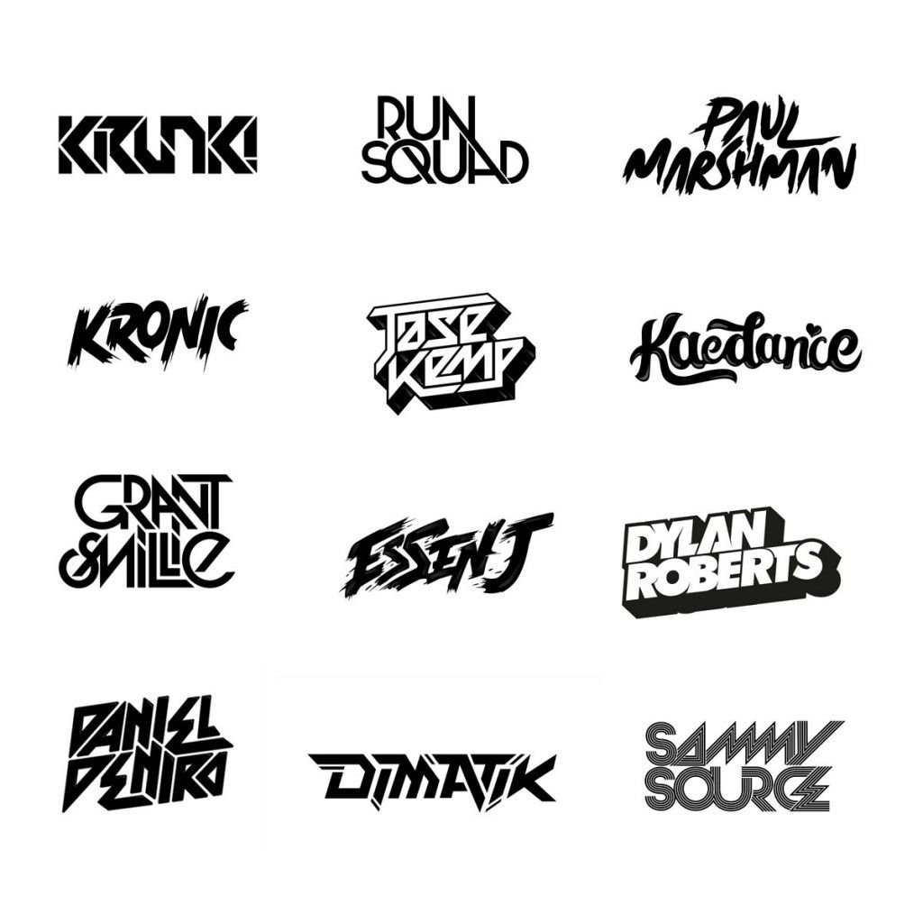 Dj logos pinteres for Logo suggestions free