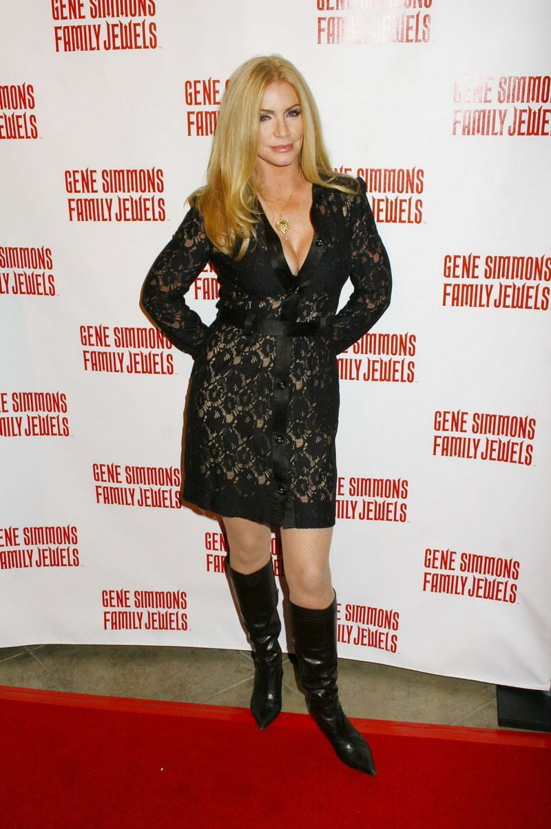 Gene Simmons Nude shannon tweed at the gene simmons roast held at the key club