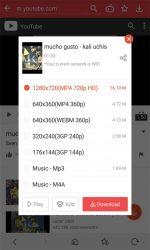 دانلود برنامه ویدیوها و فیلم های آنلاین در اندروید Vidmate Android Aplikasi Musik Lagu