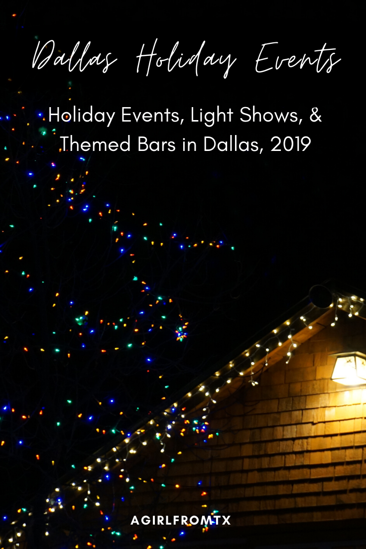 Dallas Christmas Events 2020 Dallas Christmas Events and Christmas Light Shows in December 2019