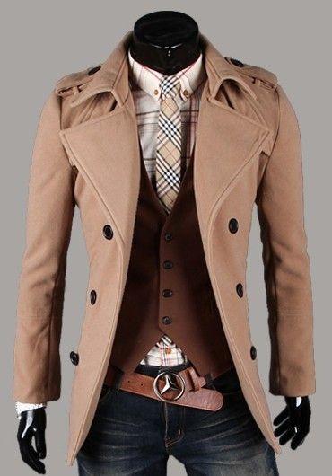 Photo of Captain Pea Coat – Ich mag es im Allgemeinen nicht, Bilder von Herrenbekleidung ohne …