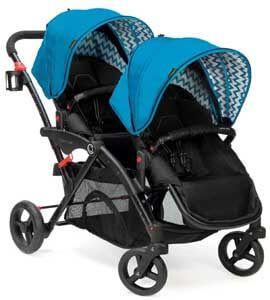 contours double stroller