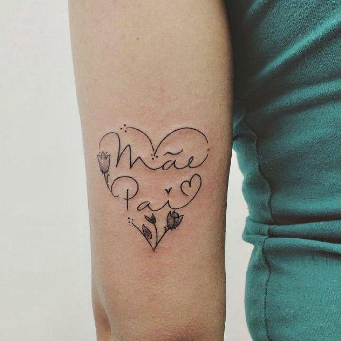 Татуировки про семью фото