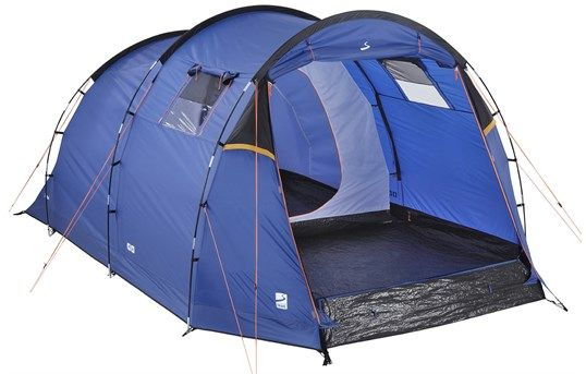 Freedom Trail Sendero 4 Family Tent | GO Outdoors  sc 1 st  Pinterest & Freedom Trail Sendero 4 Family Tent | GO Outdoors | Camping ...