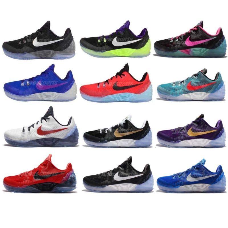 Details about Nike Zoom Kobe Venomenon 5 EP Air X 10 Kobe